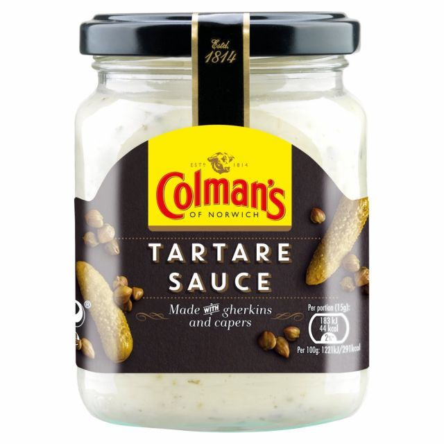 Tartar Sauce Colemans