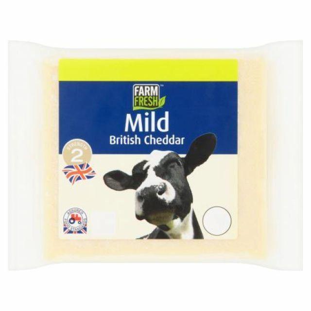 Cheese Mild Cheddar 200g