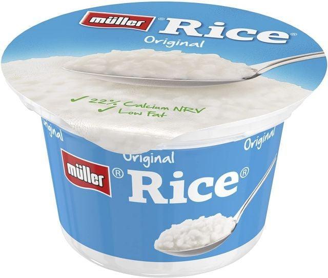 Pudding Muller Rice Original 180g