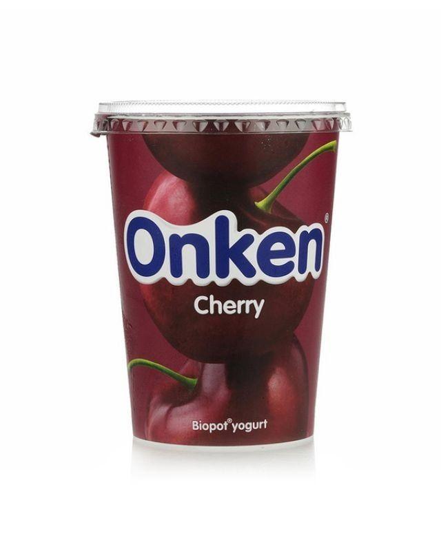 Yogurt Onken Cherry Biopot 450g