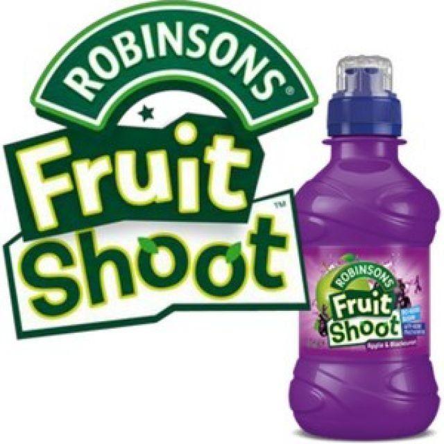 Fruit Shoot Blackcurrant 275ml Bottle