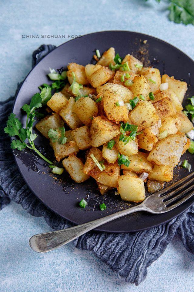 Saute Potatoes