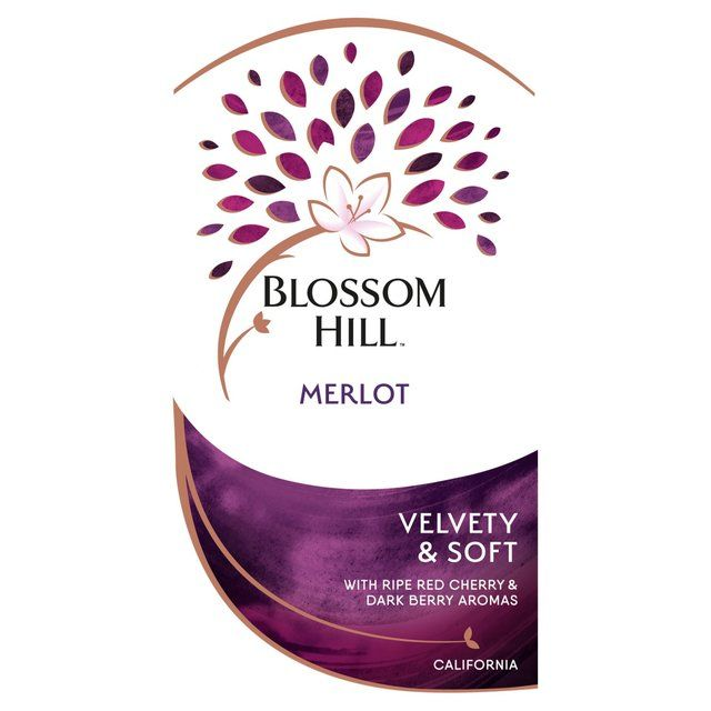 Blossom Hill Merlot 75cl