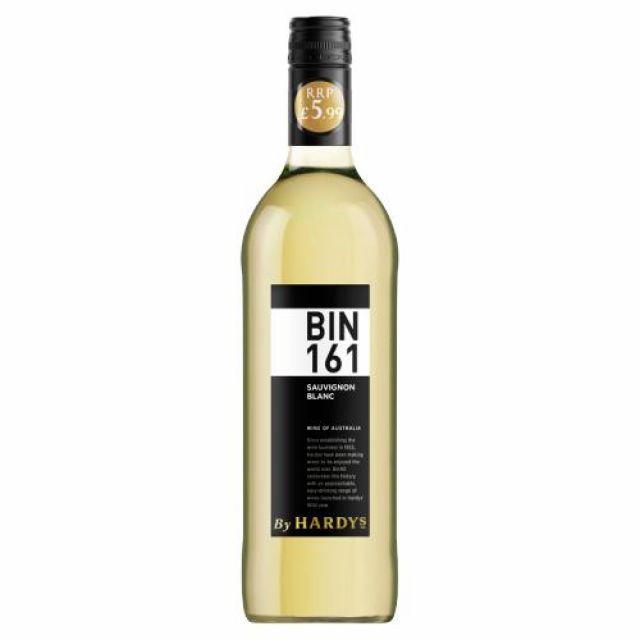 Hardy's Bin 161 Sauvignon Blanc 75cl