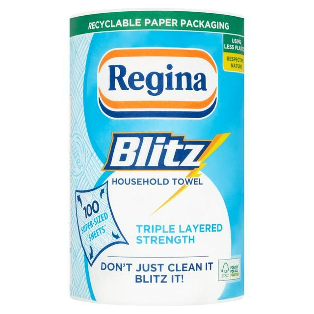 Regina Blitz Household Kitchen Towels