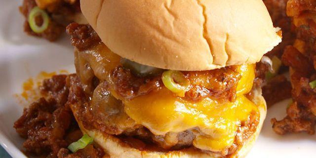 SunnySide Chilli Burger