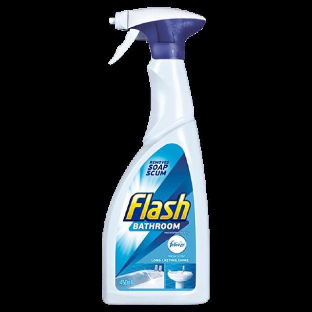 Flash Bathroom Spray