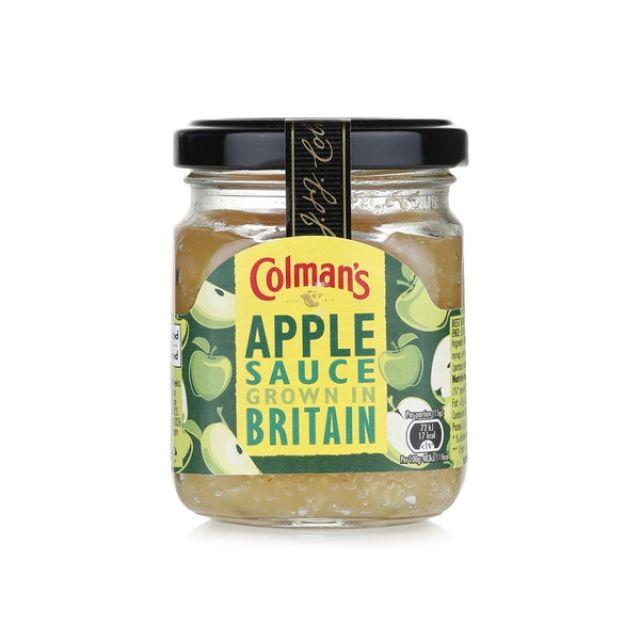 Apple Sauce Colemans