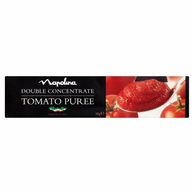 Tomato Puree Tube Napolina