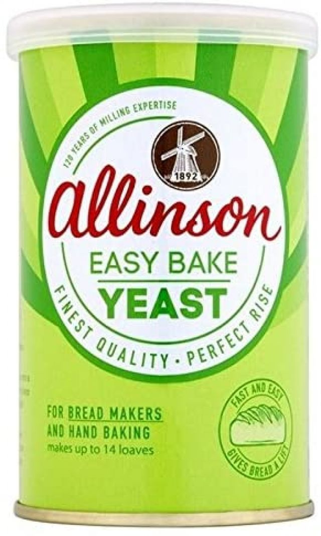 Easy Bake Yeast 100g Allinson