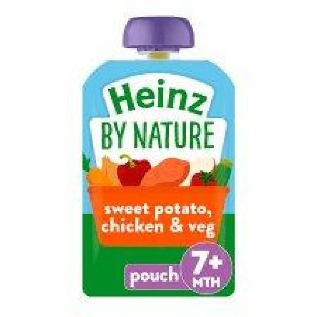 Heinz Savoury Pouch Sweet Potato & Chicken