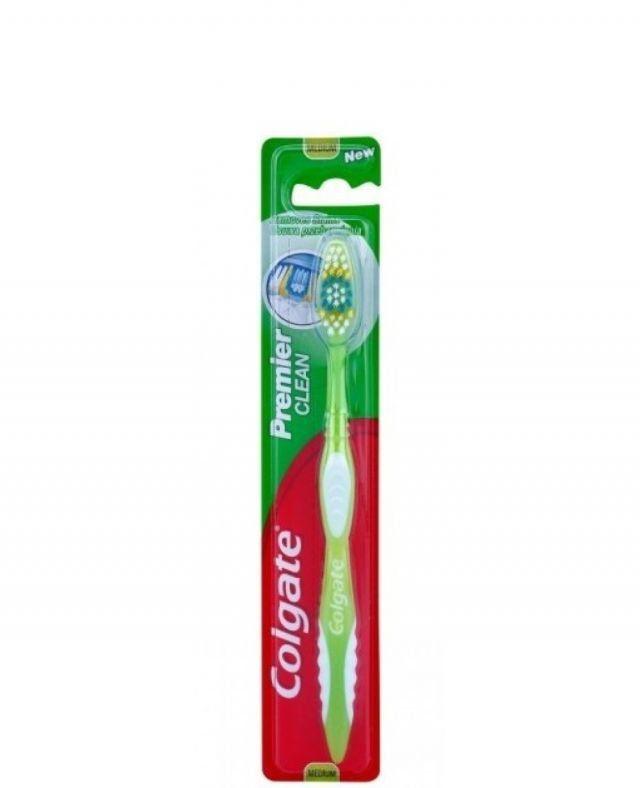 Toothbrush Colgate Premier Clean