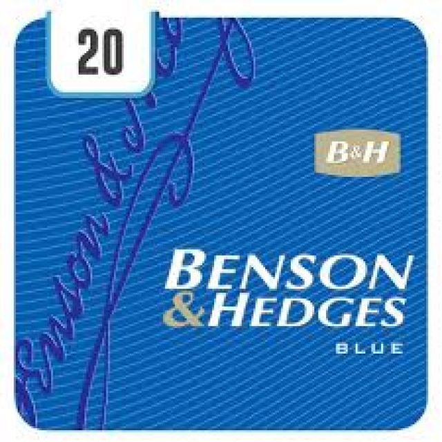 B&H Blue King Size