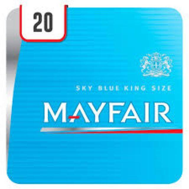 Mayfair Sky Blue KS