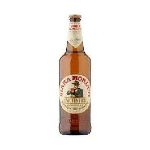 Birra Moretti 650ml Bottle