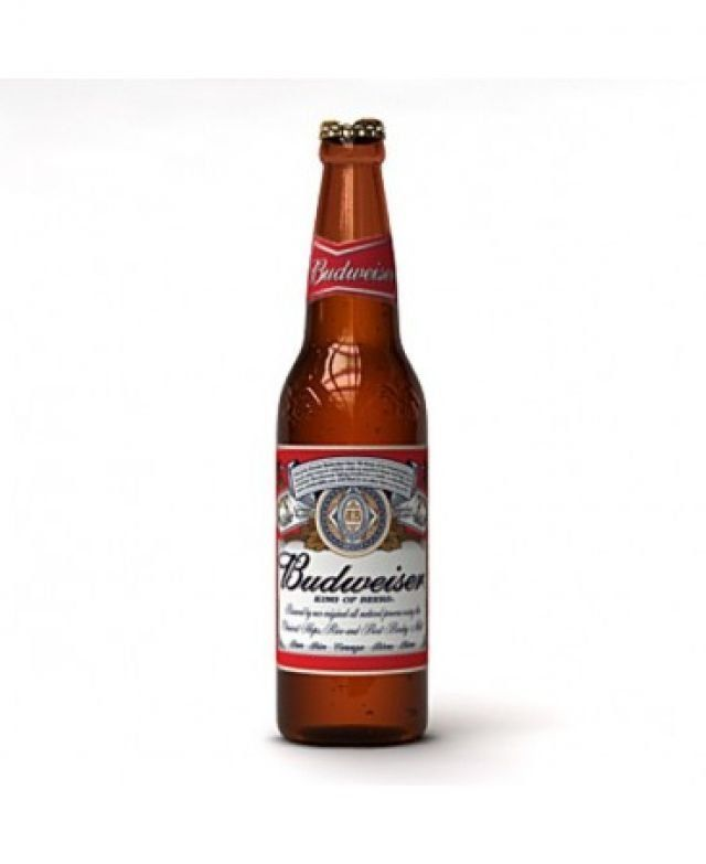 Budweiser 650ml Bottle