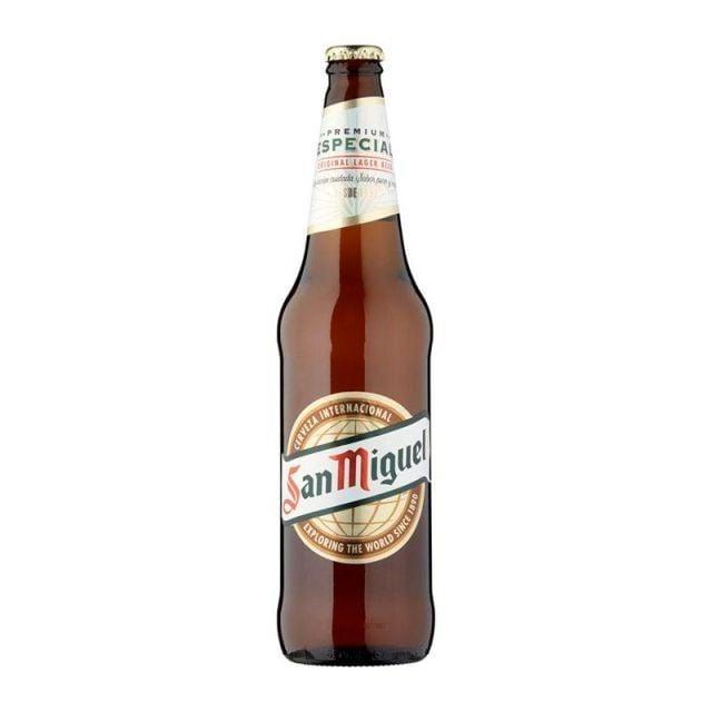 San Miguel 660ml Bottle