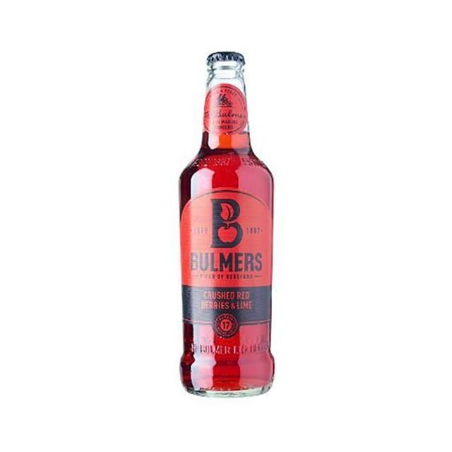 Bulmers Crushed Red Berry 500ml Cider Bottle