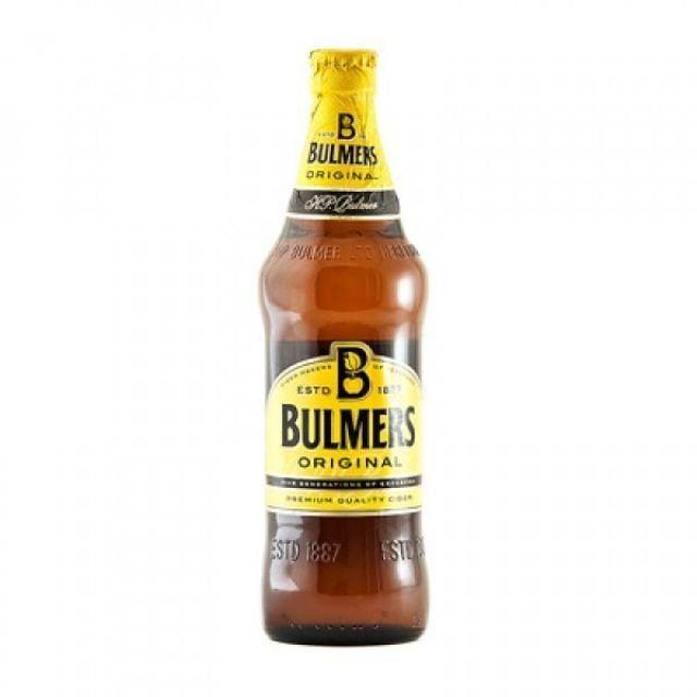 Bulmers Original 500ml Cider Bottle
