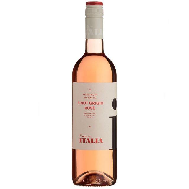 Italia Pinot Grigio Rose 75cl