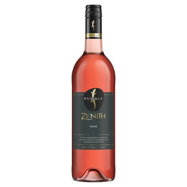 Kumala Zenth Rose 75cl