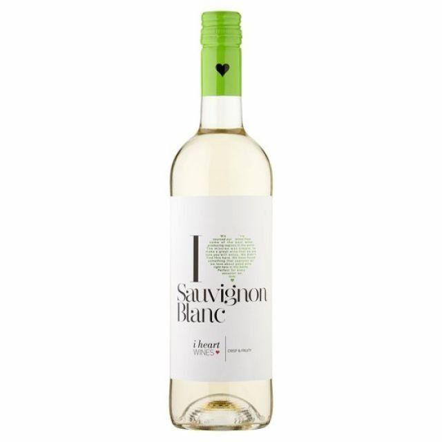 I Heart Sauvignon Blanc 75cl