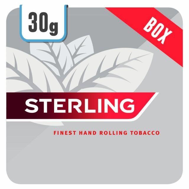 Sterling 30g