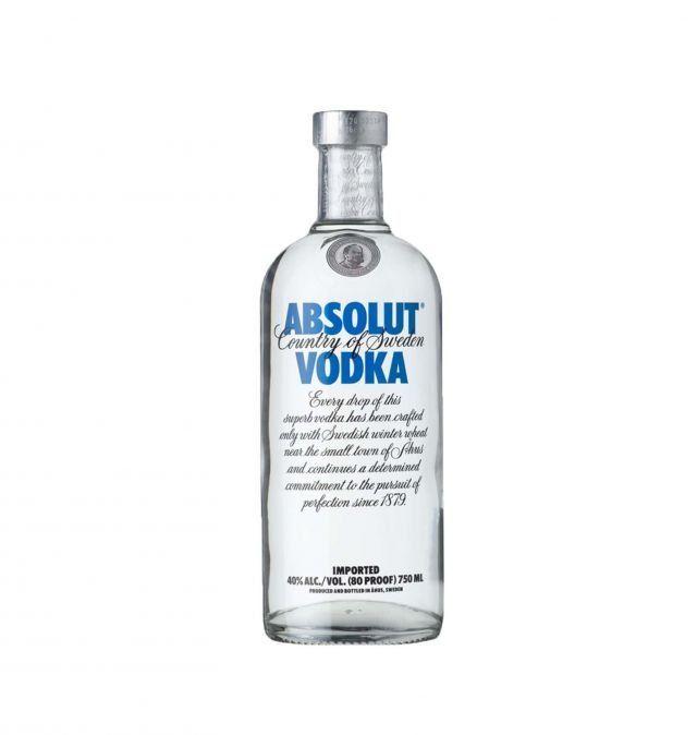 Vodka Absolut Blue 70cl