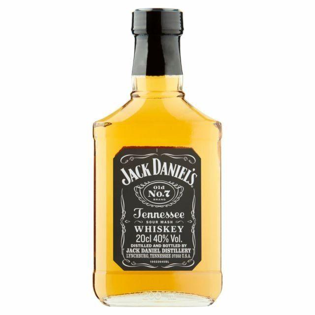 Whisky Jack Daniels 20cl