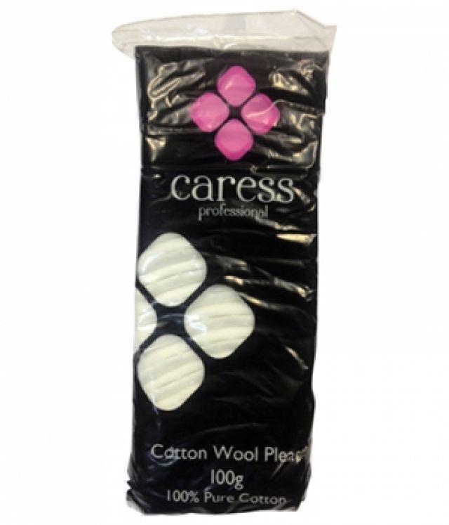 Cotton Wool Pleat 100g Caress