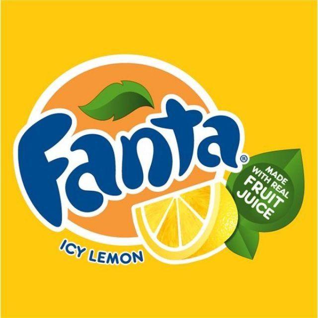 Fanta Lemon 500ml Bottle
