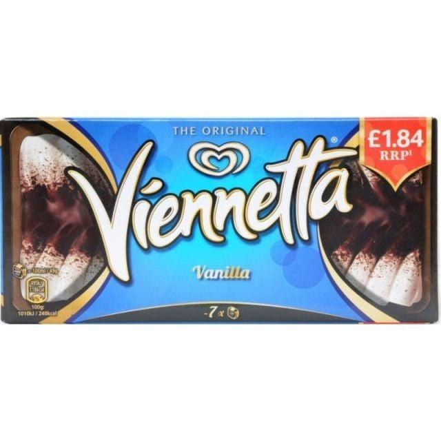 Ice Cream Viennetta Vanilla