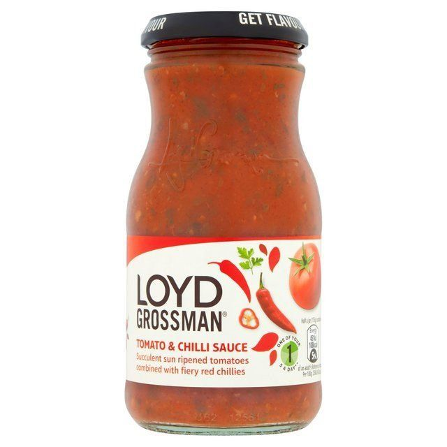 Cooking Sauce Tomato & Chilli Loyd