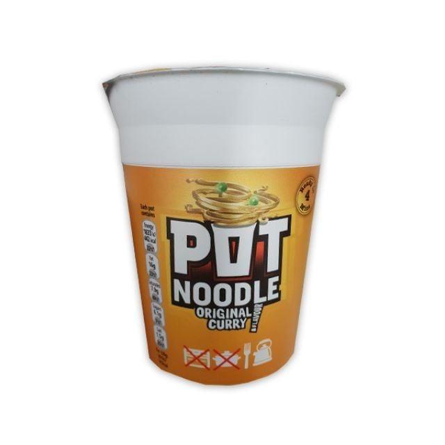 Pot Noodle Original Curry Pot