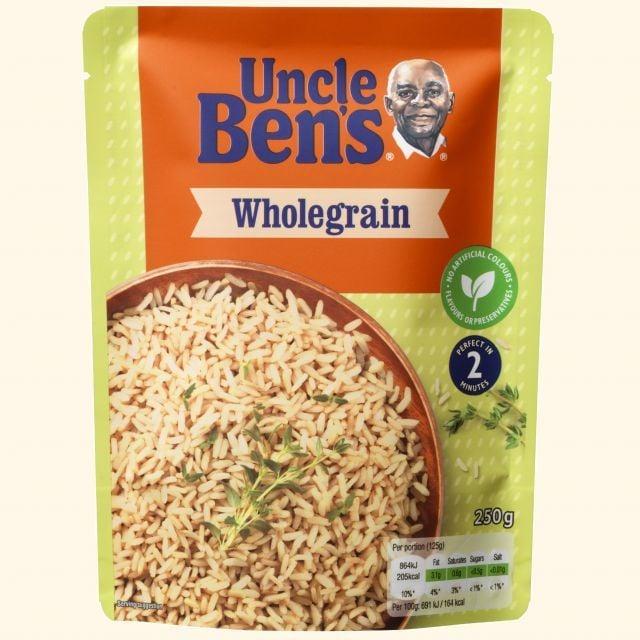 Uncle Ben Wholegrain Rice
