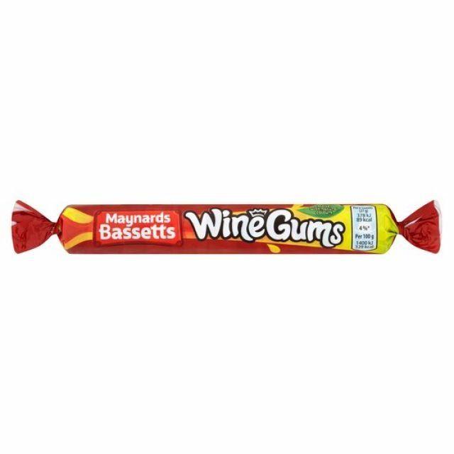 Maynards Wine Gum Roll