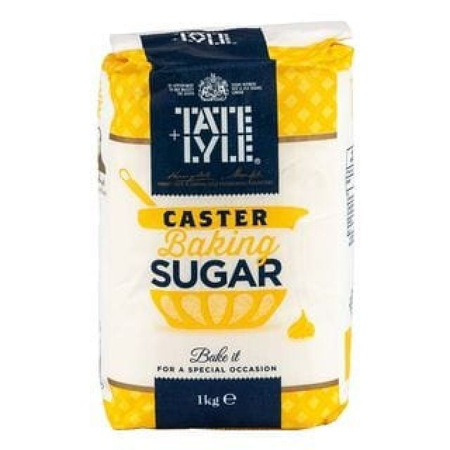 Tate Lyle Sugar Caster Baking 1kg