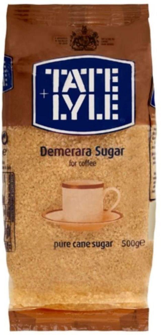 Tate Lyle Sugar Unrefined Demerara