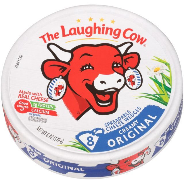 Cheese Spread Laughing Cow Creamy