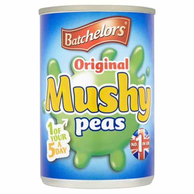 Batchelors Mushy Peas Tin