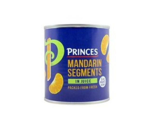 Princes Mandarin Segments Tin