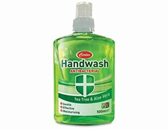 Handwash Certex Antibacterial Tee Tree 500ml