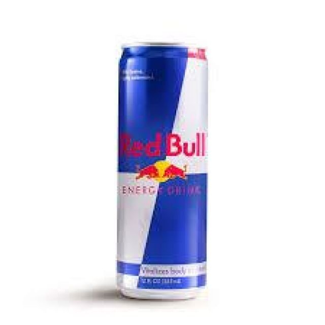 Red Bull 473ml Can