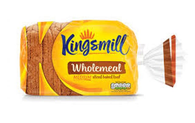 Kingsmill Wholemeal 800g Bread