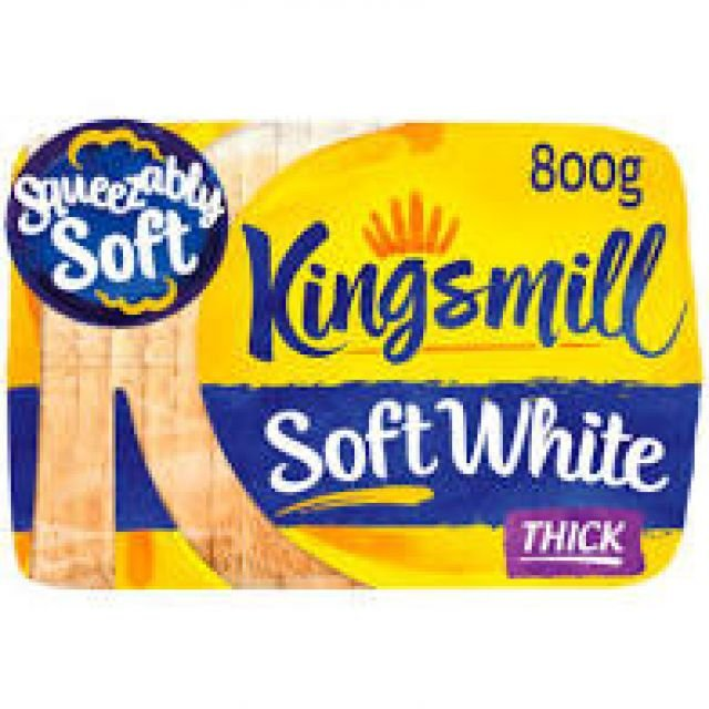Kingsmill Thicks 800g Bread