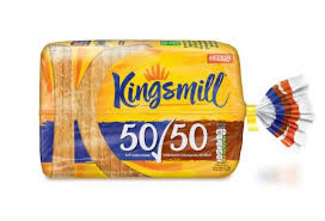 Kingsmill Medium 50/50 800g Bread