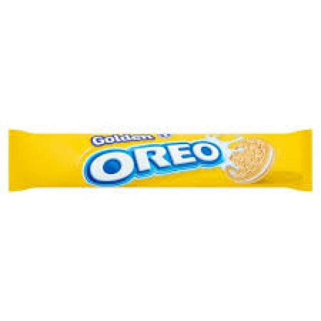 Oreo Golden 154g Biscuits