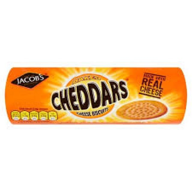 Jacob Baked Cheddar Cheese 150g