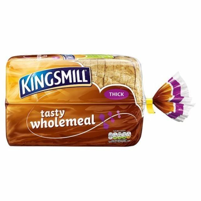 Kingsmill Wholemeal Thick 800g