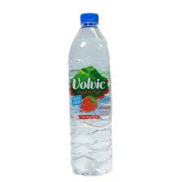 Water Volvic Strawberry 1.5L